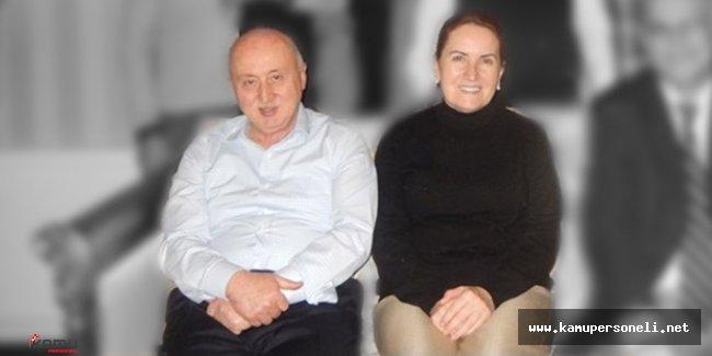 Meral Akşener'in Kocası Tuncer Akşener Kimdir?