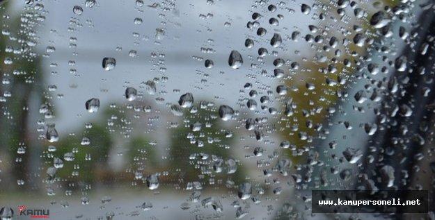 Meteoroloji'den Yağış Uyarısı ( Bayramda Hava Durumu )
