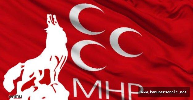 MHP Darbe Girişiminin Araştırılmasını İstedi