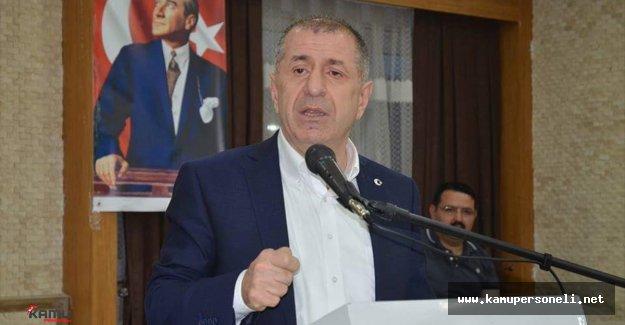 """MHP Gaziantep Milletvekili Özdağ: """"Güzel Bir Demokrasi Mücadelesi Başladı"""""""