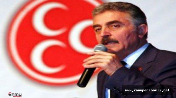 """MHP Genel Sekreteri İsmet Büyükataman'dan """"Ümit Özdağ"""" Açıklaması"""