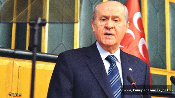 MHP Grup Toplantısında Bahçeli'den Önemli Açıklamalar