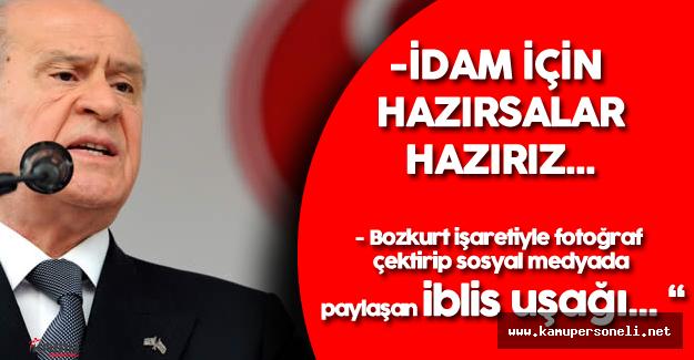 MHP Lideri Bahçeli'den 'İdam Kararı' Hakkında Son Dakika Açıklaması