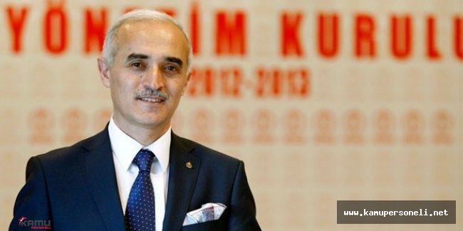 """MÜSİAD Genel Başkanı : """"SAMEKS Endeksi Geriledi"""""""