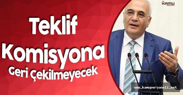 """Mustafa Elitaş :"""" Muhalefet Bize Bir Teklif Getirse Değerlendiririz"""""""