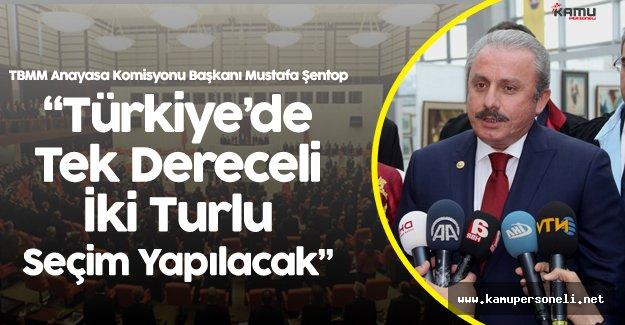 Mustafa Şentop'tan 'Türk Tipi Başkanlık Sistemi' Açıklaması