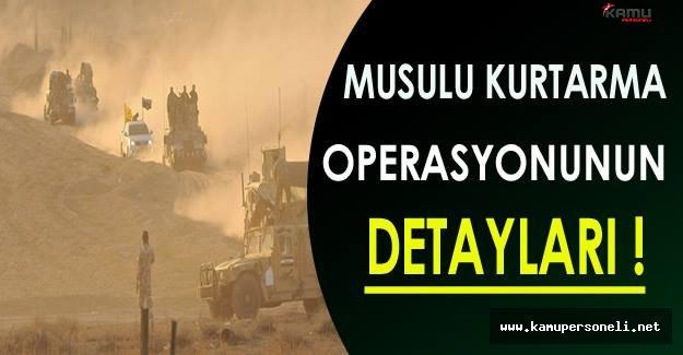 Musulu Kurtarma Operasyonunun Detayları !