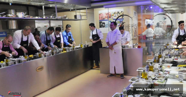Mutfak Okulları Bir Çok Gence Meslek ve İş İmkanı Sunuyor