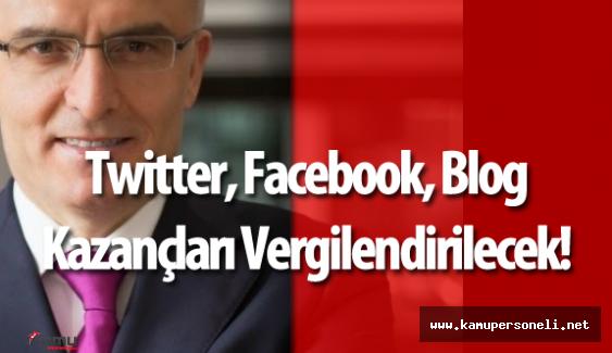 """Naci Ağbal Açıkladı : """" Sosyal Medya Kazançları Vergiye Tabi Olacak"""""""