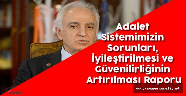 """Nihat Ömeroğlu """"Malum Yapı Üyeleri Yargı Sistemi İçinde Kaldıkça.."""""""