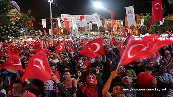 """Ekonomi Bakanı Nihat Zeybekçi: """"""""O kuzgunu getireceğiz bu milletin önünde tüylerini yolacağız"""""""