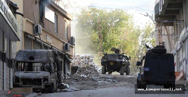 Nusaybin'de Terör Örgütüne Ağır Darbe