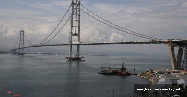 Osmangazi Köprüsünden Geçişler 10 Gün Ücretsiz Olacak
