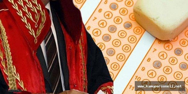 ÖSYM'den 2014 Yılı Adli Yargı Sınavı Hakkında Duyuru