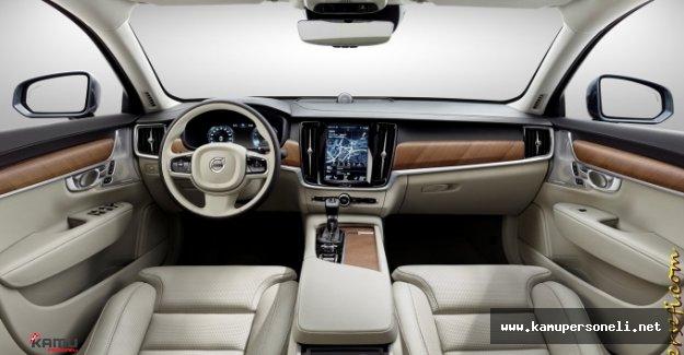 Otokoç, Volvo S90'ı Tanıttı