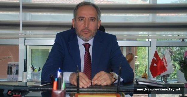 Öz Ağaç-İş Sendikası Başkanı OHAL Kararı Hakkında Açıklama Yaptı