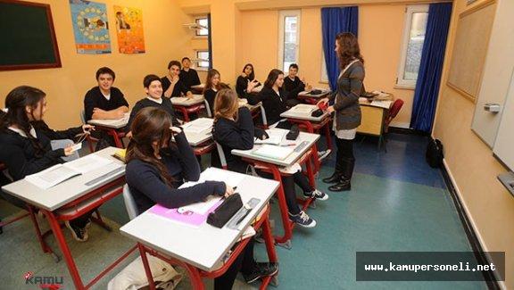 Özel Okul Taban Puanları ve Kontenjanları Açıklanmaya Başladı