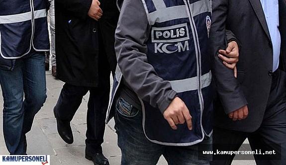 Paralel yapı operasyonlarında toplam 65 gözaltı
