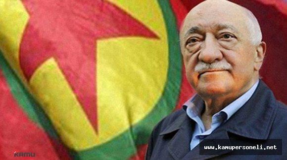 PKK'dan FETÖ'ye Destek