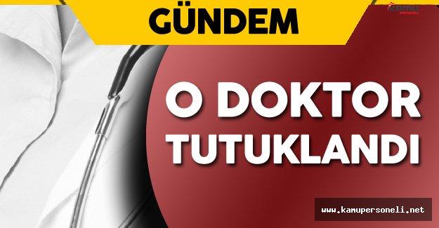 PKK Propagandası Yaptığı İddia Edilen Doktor Tutuklandı