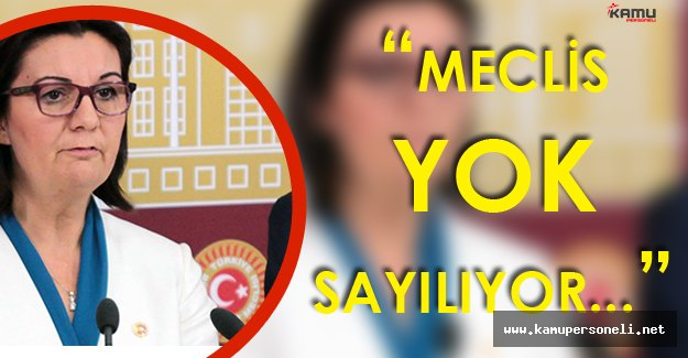 Rektör Atamalarına Yönelik Düzenlemeye CHP'den Tepki