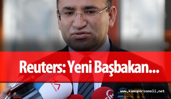 """Reuters : """"AK Parti Genel Başkanı ve Yeni Başbakan Bekir Bozdağ ..."""""""