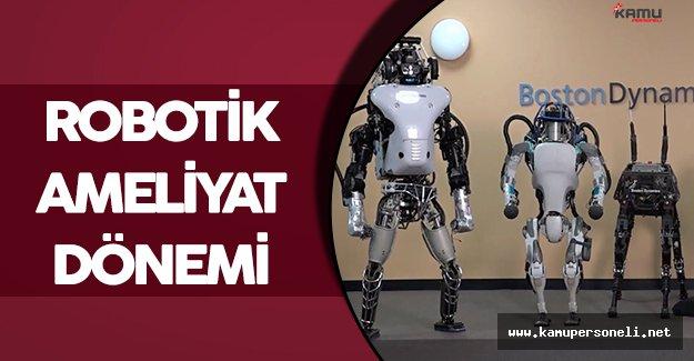 Robotik Ameliyat Dönemi Yakında Başlayacak