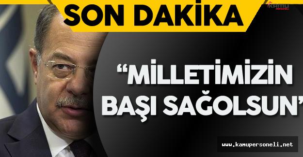 """Sağlık Bakanı'ndan Son Dakika Açıklaması : """"Milletimizin Başı Sağolsun"""""""