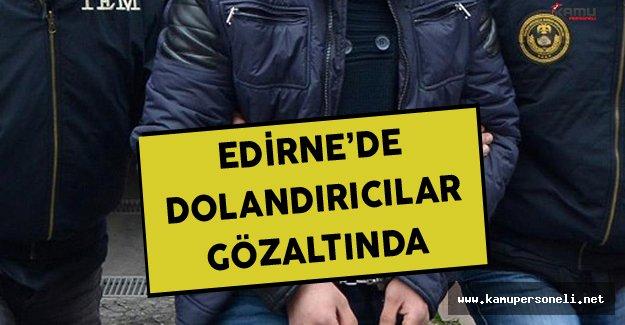 Sahte Vekaletle Arsa Satışı Yapan Zanlılar Gözaltına Alındı
