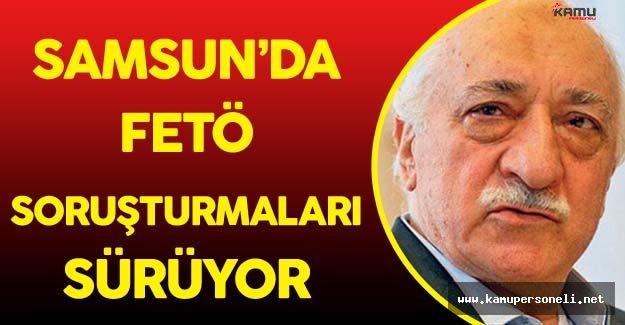 Samsun'da İcra Müdür Yardımcıları ve Zabıt Katipleri Gözaltında