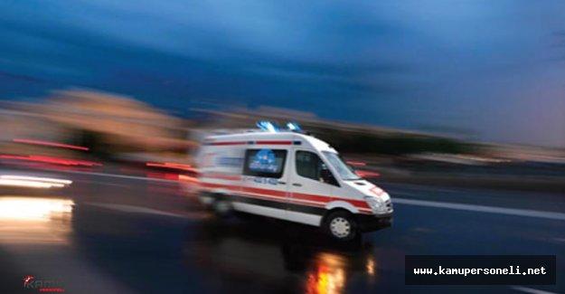 Samsun'da Yolcu Otobüsü Kaza Yaptı: 37 Yaralı