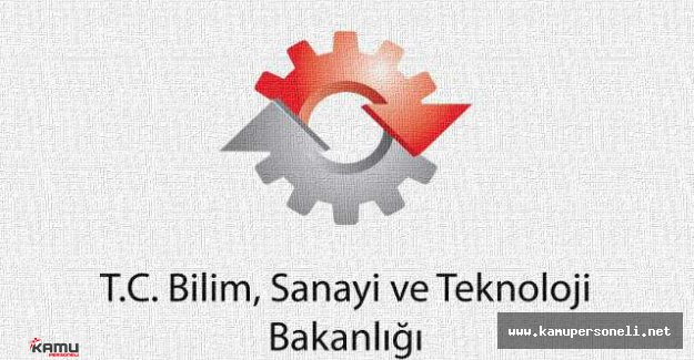 Sanayi Bakanlığı Sözleşmeli Personel Alımı Sözlü Sınava Girmeye Hak Kazananlar