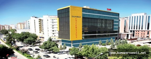 Sanko Üniversitesi Eğitim Öğretim ve Sınav Yönetmeliği Değişti