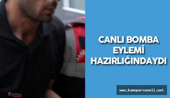 Şanlıurfa'da Canlı Bomba Eylemi Hazırlığındaki DAEŞ Üyesi Yakalandı