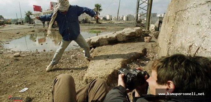 Savaş Muhabiri Adayları Eğitimi