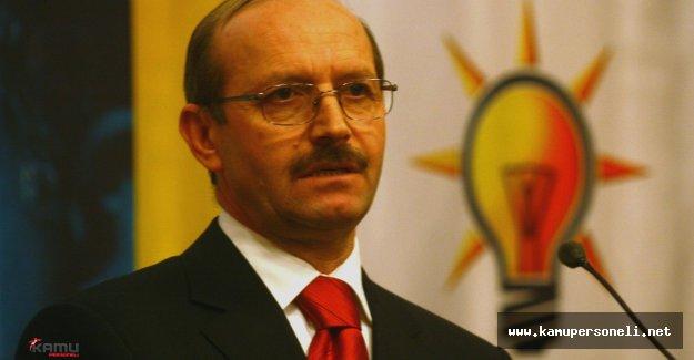 Seçim İşlerinden Sorumlu Genel Başkan Yardımcısı Ahmet Sorgun Kimdir?