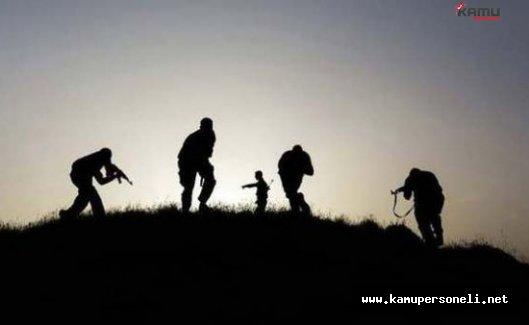 Şemdinli'de Tsk Birliklerine Sızmaya Çalışan Terörist Etkisiz Hale Getirildi