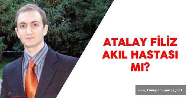 Seri Cinayet Şüphelisi Atalay Filiz , Adli Tıp Kurumuna Getirildi