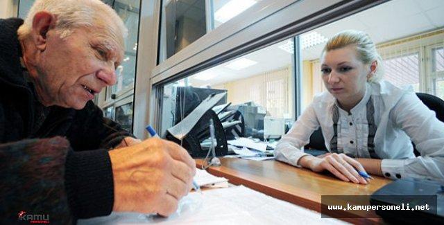 SGK'dan Emeklilere 3900 TL Avans (Maaşı Geç Bağlananlar 3 Bin 900 Tl'ye Kadar Avans Alabilecekler)