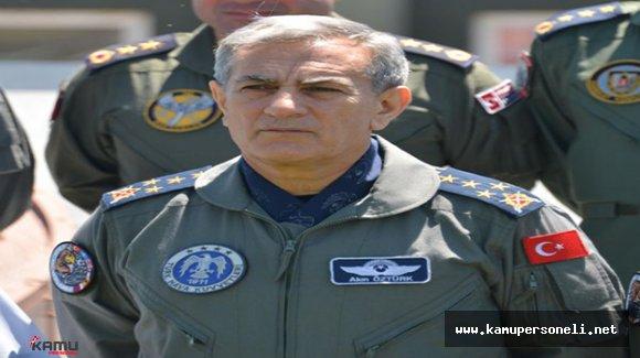 Eski Hava Kuvvetleri Komutanı Orgeneral Akın Öztürk Kimdir ?