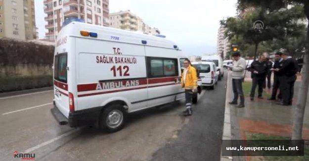 Son Dakika!! Adana'da Silahlı Saldırı: 1 Şehit