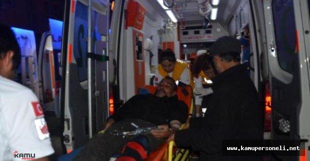 SON DAKİKA! Çanakkale'de Otobüs Kazası! Ölü ve Yaralılar Var