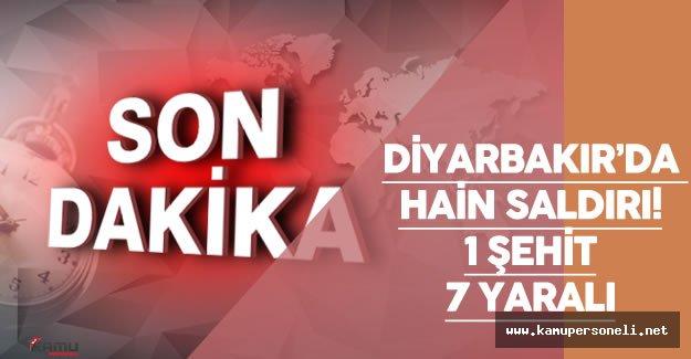 Son Dakika : Diyarbakır Dicle'de Hain Saldırı - Detaylar Geldi