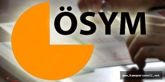 Son Dakika: ÖSYM e-YDS Ertelendi