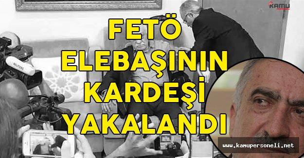 Son Dakika: Fetullah Gülen'in Kardeşi Kıskıvrak Yakalandı