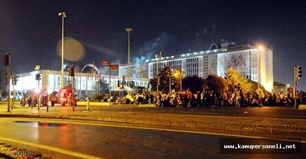 Son Dakika: İBB Binası Önünde Çatışma ( 2 Şehit Var )