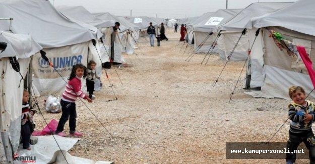 Son Dakika: Irak'taki Göçmen Kampına Saldırı Düzenlendi