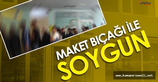 SON DAKİKA ! İstanbul Ataşehir'de PTT Soygunu !