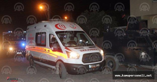 Son Dakika!! Mardin Kızıltepe'de Patlama : 3 Sivil Yaralı