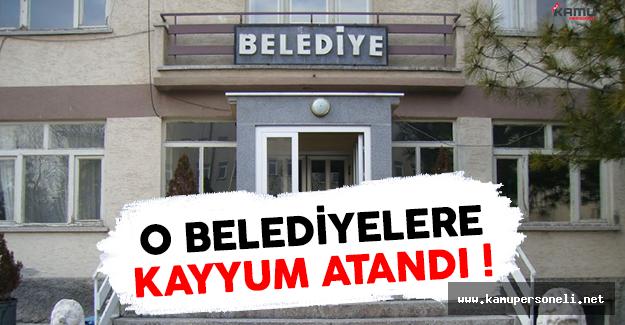 Son Dakika:  Diyarbakır Sur ve Silvan Belediyelerine Kayyum Atandı
